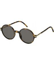 Marc Jacobs Mens marc 48-s TLR gafas de sol 8h Habana