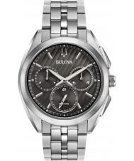 Bulova 96A186 Reloj progresivo del curv del vestido del Mens