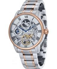Thomas Earnshaw ES-8006-33 reloj automático para hombre pulsera de dos tonos de longitud