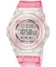Casio BG-1302-4ER Señoras Baby-G reloj cronógrafo de color rosa
