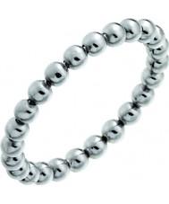 Nordahl Jewellery 125235-54 Señoras de las bolas de plata anillo - tamaño n