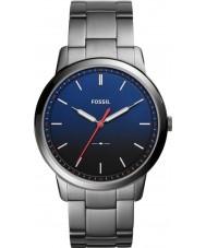 Fossil FS5377 Reloj minimalista para hombre