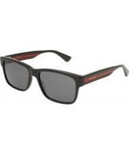 Gucci Mens gg0340s 006 58 gafas de sol