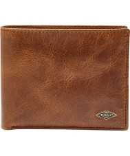 Fossil ML3829201 Billetera hombre ryan