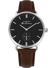 Ben Sherman BS009BBR Reloj de secuencia de comandos Mens