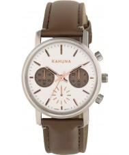 Kahuna KLS-0318L Señoras del reloj cronógrafo marsupial