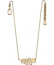 Orla Kiely N4119 Collar de compañero de las señoras