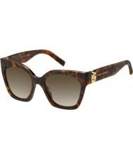 Marc Jacobs Señoras marc 182-s 086 ha gafas de sol