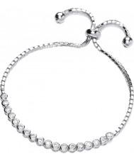 Purity 925 PUR0152-1 Damas pulsera de plata esterlina con CZ