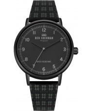 Ben Sherman WB075BUR Reloj para hombre portobello