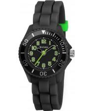 Tikkers TK0064 Cabritos del reloj negro