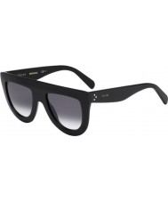 Celine Damas cl 41398-s 807 w2 gafas de sol negras