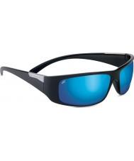 Serengeti Fasano brillante negro polarizado phd 555nm azul gafas de sol de espejo