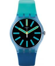 Swatch SUOS105 Reloj de la rueda de destello