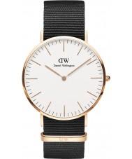 Daniel Wellington DW00100257 Reloj clásico de cornwall 40mm para hombre