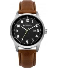 Ben Sherman BS010BBR Reloj de secuencia de comandos Mens