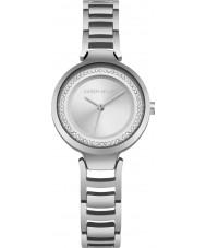 Karen Millen KM169SM Reloj de señoras