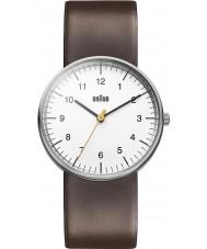 Braun BN0021WHBRG Reloj para hombre marrón blanco