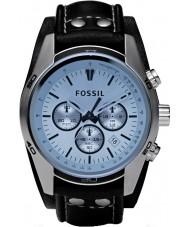Fossil CH2564 reloj cronógrafo azul tendencia para hombre