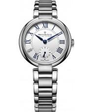 Dreyfuss and Co DLB00157-01-L Las señoras reloj pulsera de acero de plata 1974