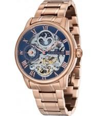 Thomas Earnshaw ES-8006-44 longitud para hombre chapado en oro rosa reloj pulsera