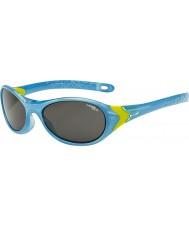 Cebe Cricket (edad 3-5) gafas de sol de cristal azul de la cal