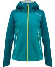 Dare2b DWW365-0FV20L Señoras de la aducción del esmalte chaqueta azul - el tamaño de uk 20 (XXXL)
