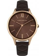 Karen Millen KM170T Reloj de señoras