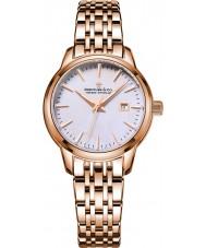 Dreyfuss and Co DLB00129-41 Las señoras 1890 chapado en oro rosa reloj pulsera