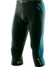 Skins Mens dnamic termal alpino tres cuartos medias