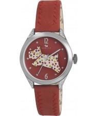 Radley RY2175 reloj de la correa de cuero rojo de las señoras