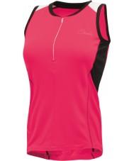 Dare2b DWT136-83A08L Damas fervor neón de color rosa Jersey Gran - XXS tamaño (8)