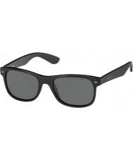 Polaroid d28 y2 brillantes gafas de sol polarizadas negro Pld1015-s
