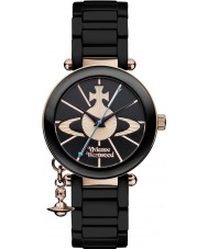 Vivienne Westwood VV067RSBK Reloj de señora kensington