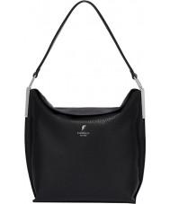 Fiorelli FH8790-BLACK Bolso rosebury de las señoras