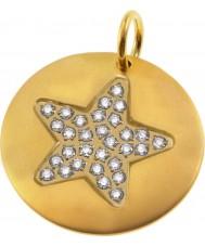 Edblad 41630056 Damas charmentity estrella colgante