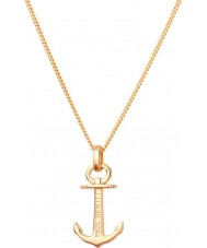 Paul Hewitt PH-AN-G Collar anchor spirit para mujer
