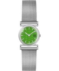 Orla Kiely OK4013 Señoras cecelia malla de plata reloj pulsera