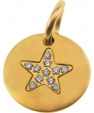 Edblad 41630058 Damas charmentity estrella colgante