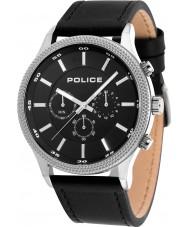 Police 15002JS-02 Mens reloj de ritmo