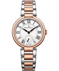 Dreyfuss and Co DLB00159-01-L Las señoras 1974 de dos tonos reloj de pulsera de acero