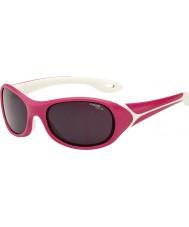 Cebe Flipper (edad 3-5) gafas de sol de frambuesa