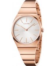 Calvin Klein K6C2X646 Suprema reloj de oro rosa plateado