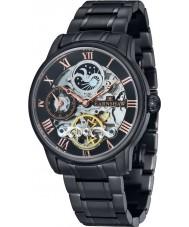 Thomas Earnshaw ES-8006-55 Mens longitud reloj de pulsera de acero ip negro
