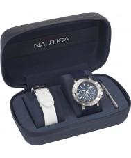 Nautica NAPPRH007 Juego de regalo mens watch watch