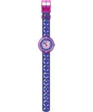 Flik Flak FPNP016 Niñas guapas reloj de plumas