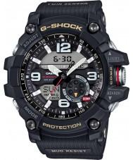 Casio GG-1000-1AER automático para hombre de g-choque llevó el reloj correa de resina negro luz
