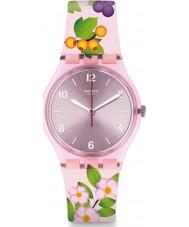 Swatch GP150 Reloj de las señoras feliz de la baya