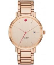 Kate Spade New York 1YRU0641 Damas gramercy gran chapado en oro rosa reloj pulsera