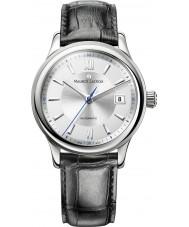 Maurice Lacroix LC6027-SS001-110-1 Mens les classiques de acero automático y reloj negro